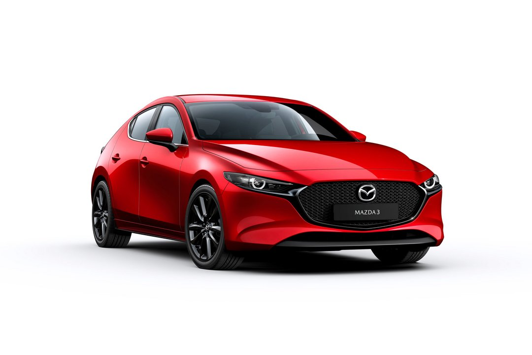 Mazda 3 Sport >> Mazda Mazda3 Hatchback 2 0 122 Hv Skyactiv G Vision Plus At Hl2 2019