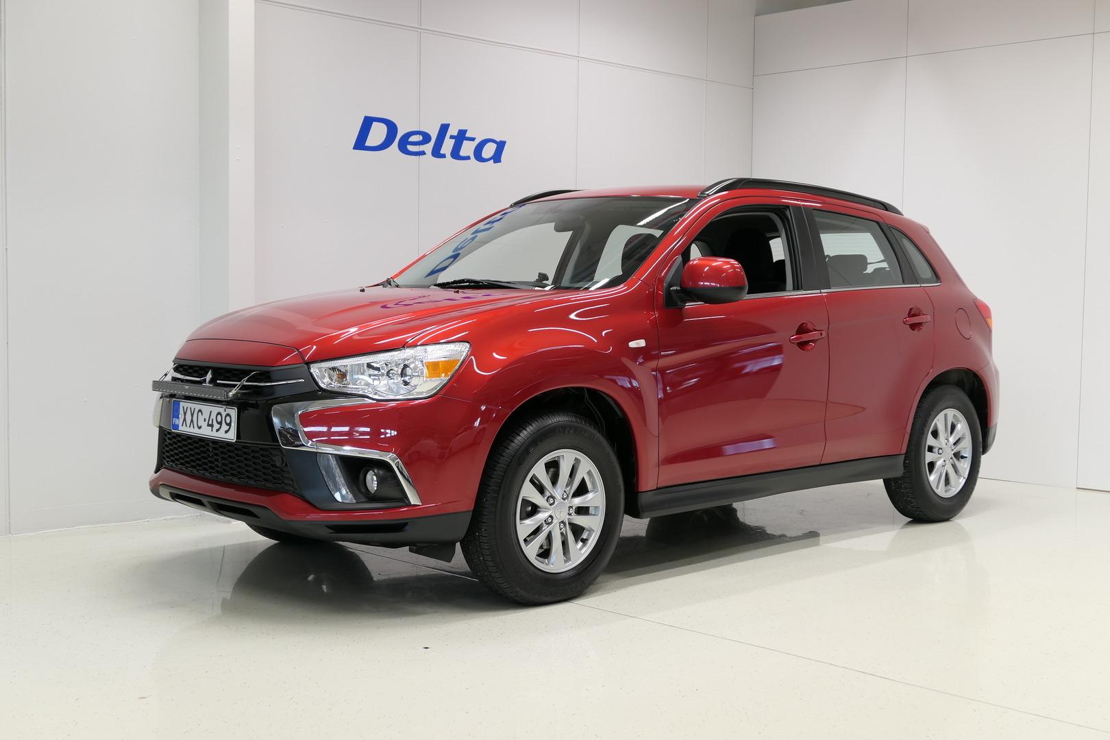 Mitsubishi ASX 1,6 MIVEC Invite Business 5MT   Delta Auto