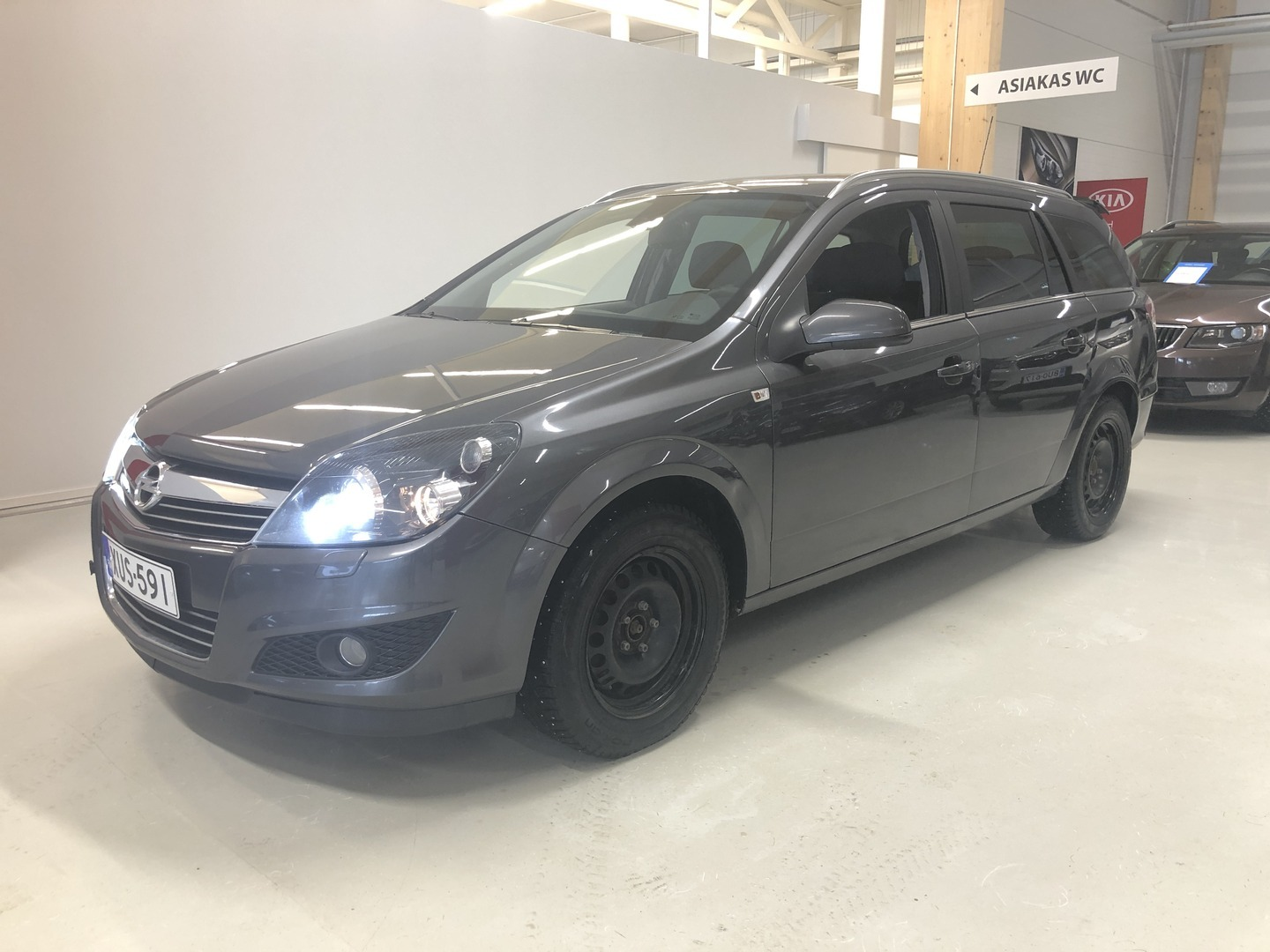 Opel Astra Wagon Ultimate 1,6 Twinport 85kW MT5   Delta Auto